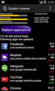 android system cleaner system cleaner can clear application cache free apps android