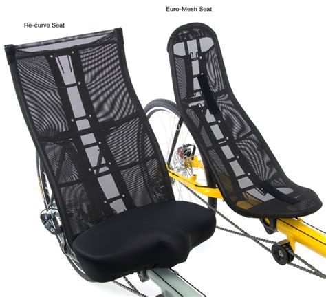 recumbent bike seat mesh bacchetta recumbent seat mesh replacement kit bacchetta