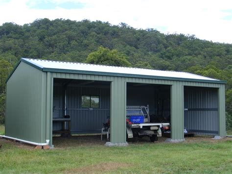 Shed Australia by 3 Car Garage Or A Shed Steel Sheds In Australia