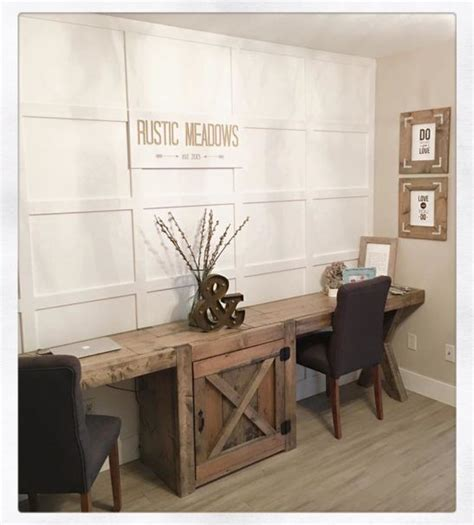 Rustic Desk Ideas Beautiful Farmhouse Style Desk Pine Pinterest Beautiful Style And Middle