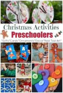 christmas eve crafts for preschool kids crafts for preschoolers ted s