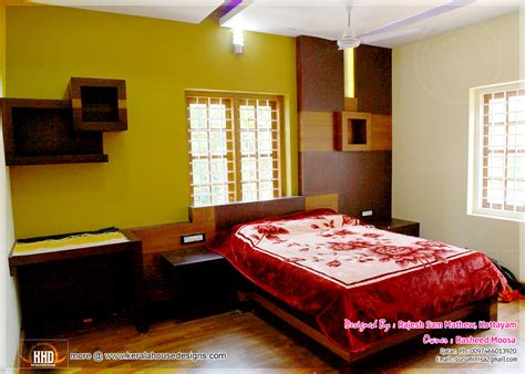 home bedroom interior design photos kerala interior design with photos home kerala plans
