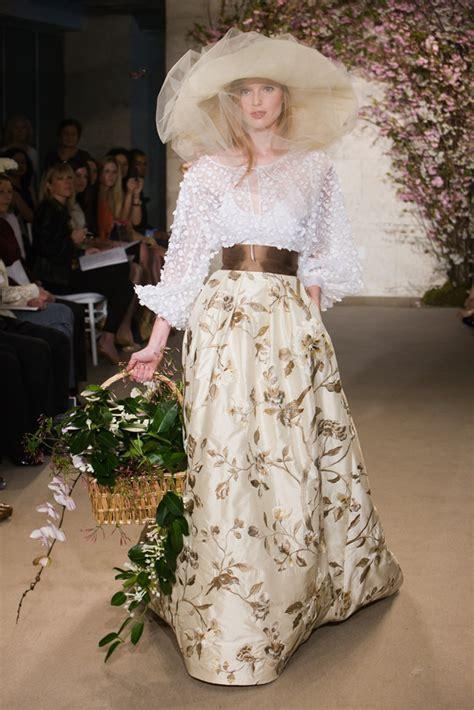 Nature Inspired Wedding Dresses   Belle The Magazine
