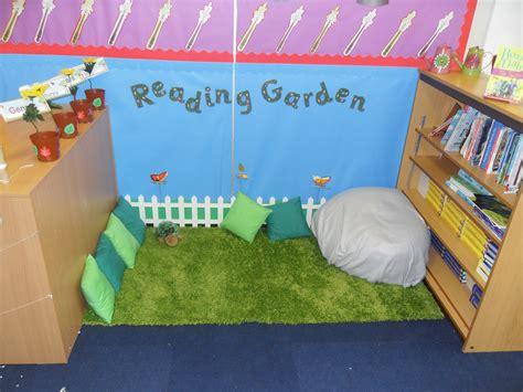 Garden Reading Book Learn Live Grow Reading Garden