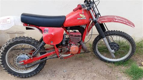 restored vintage motocross bikes for sale honda cr250r for sale 1979 honda cr250 elsinore old