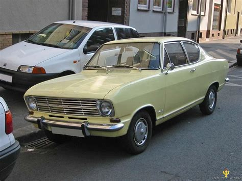 Image Gallery 1960 Opel Kadett
