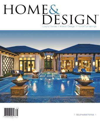 28 home and design magazine naples fl press
