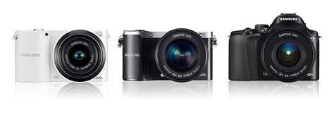 Kamera Mirrorless Samsung Nx1000 samsung aps c mirrorless nx1000 nx210 nx20