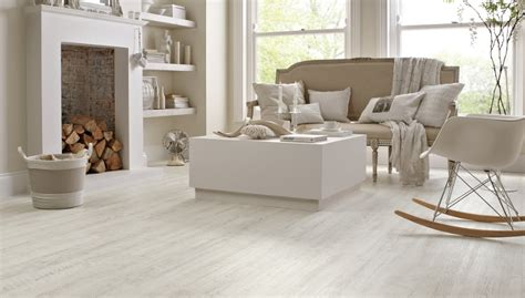 White Wood Floors And Other White Flooring Options Amp Ideas Living Room Flooring Options