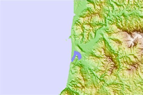 map of cape kiwanda oregon pacific city cape kiwanda surf forecast and surf reports