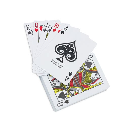 Gift Card Or Giftcard - waterproof playing cards in plastic case kovot