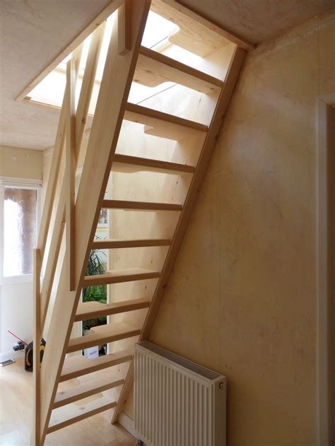 Loft Conversion Stairs Design Ideas Pin By Brown On Attic Plans Pinterest