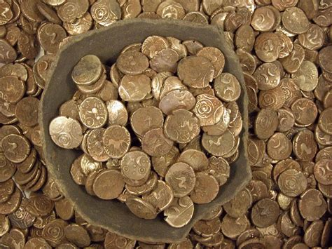 coins found in backyard hoard of gold coins found in california smart news