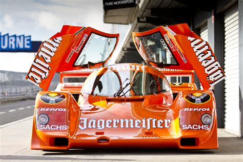 jagermeister porsche 962 motorsport retro s favourite historic racing photos of 2015