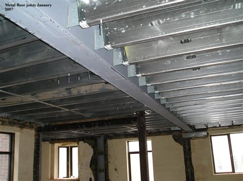 metal floor joists architecture engineering and construction