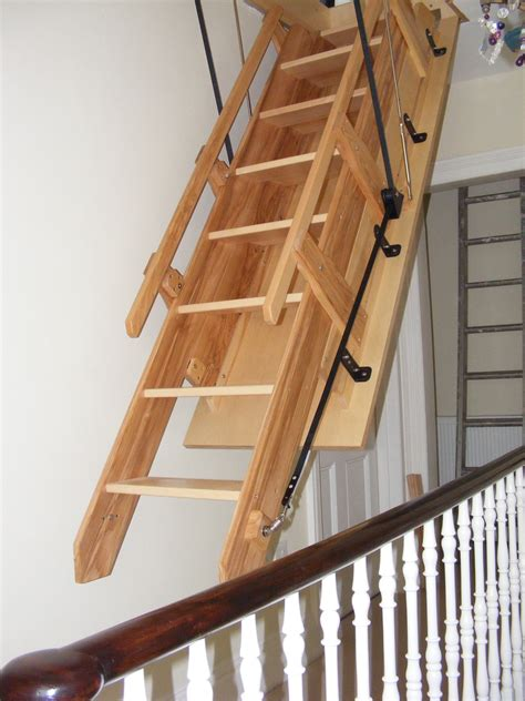 Retractable Stairs Design Folding Attic Stairs Drop Ultimate Folding Attic Stairs Door Stair Design