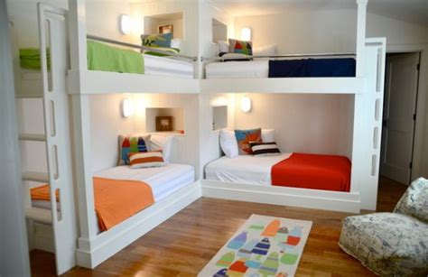 Ideas For Girls Bedrooms 50 modern bunk bed ideas for small bedrooms