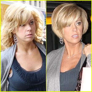 new haircut before and after kate gosselin s new haircut before and after kate
