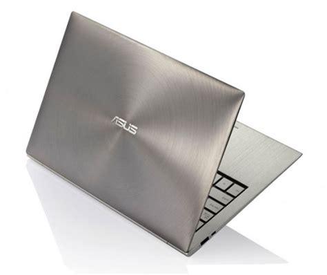 Laptop Asus Ux21 Intel Announces New Ultrabook Laptop Class