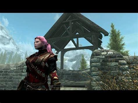 crimson ranger armor skyrim mod mod skyrim special edition mods crimson ranger armor youtube