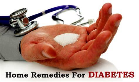best cure for diabetes home remedies for diabetes