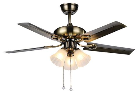 ceiling fan shades modern ceiling fan 3 white glass shade lights