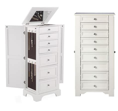 jewelry storage armoire like in lonny mag made by