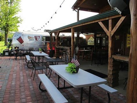 the patio at the backyard bar grill picture of the