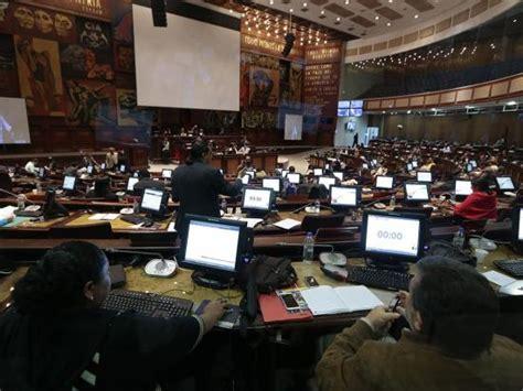 an debate hoy proyecto de ley de bono de alimentacin para hoy se debate ley de seguridad el diario ecuador