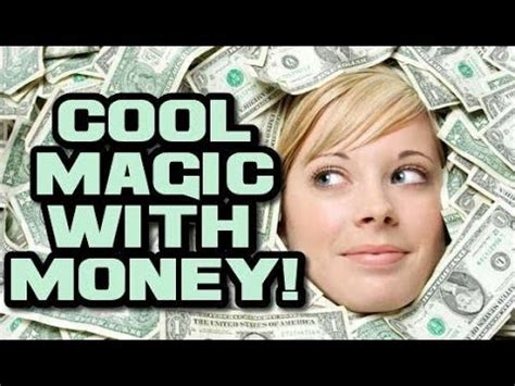 Magic One For The Money by Magic Tricks With Money Magic Tricks That You Can Do At