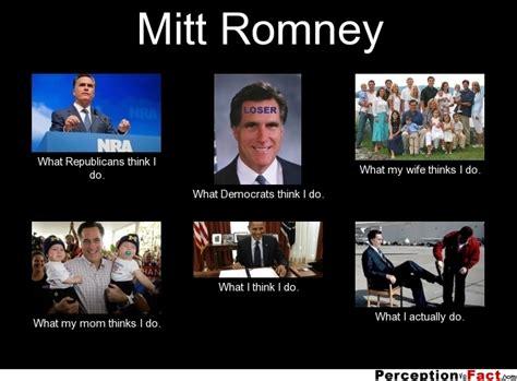 Josh Romney Meme - mitt romney what people think i do what i really do