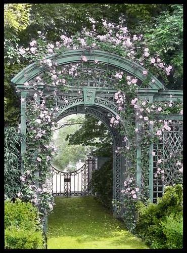 Beatiful Garden Arches Arbors And Pergolas Creating Garden Arches And Pergolas