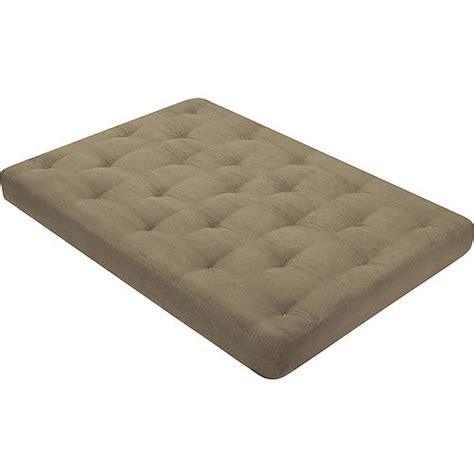futon mattress at walmart serta cypress innerspring mattresses microfiber futon