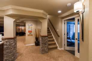 Finished Basement Ideas 27 Luxury Finished Basement Designs Page 2 Of 5