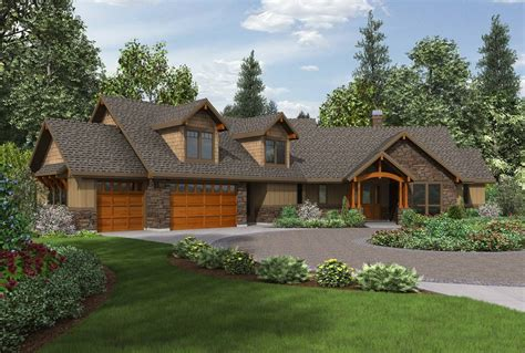 ranch house designs mascord plan 22190 the silverton house plans