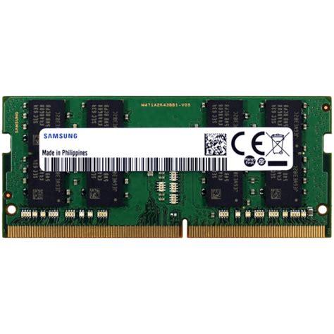 Samsung Memory Ddr4 4gb Sodimm by Samsung M471a5244cb0 Crc 4gb Ddr4 2400mhz Non Ecc Memory