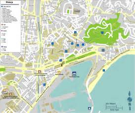 Malaga Spain Map by File Malaga Map Png