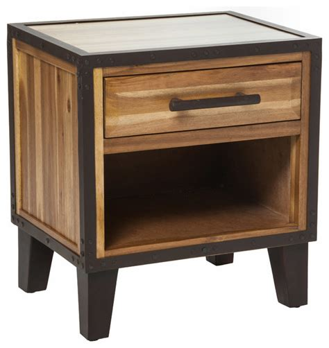 how are nightstands glendora solid wood single drawer end table nightstand