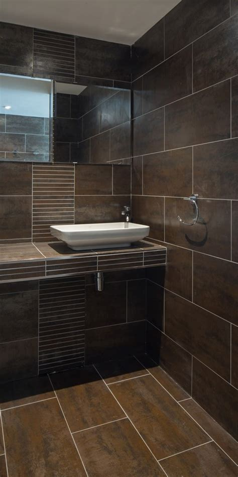modern bathroom tile ideas copper bathroom tiles tile design ideas