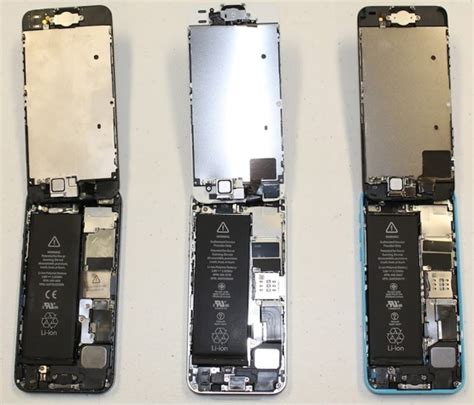 layout iphone 5c australian iphone repair firm tears down the iphone 5s and 5c