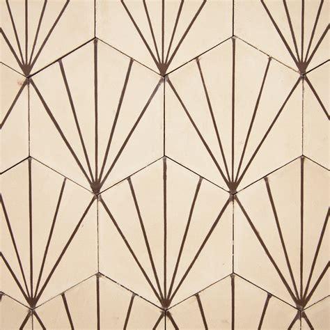 art deco tile dandelion claesson koivisto rune