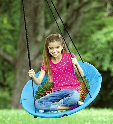 family swing 40 diy tree swing ideas for more family time