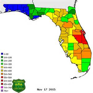 florida drought