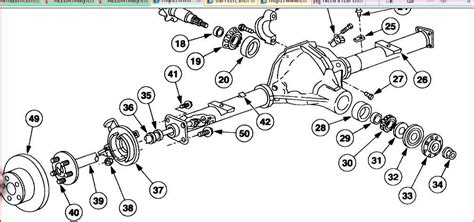 Metal Duduk Ranger 25 L Xlt Ford 2007 2011 1 Mobil rear axle seals and bearings ford f150 forum community