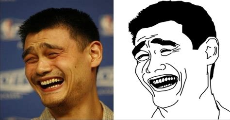 Meme Ming - quotes by yao ming like success