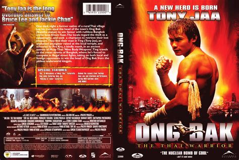 film ong bak 1 in italiano covers box sk ong bak 2003 high quality dvd