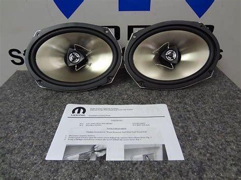 Ram Speaker 2011 2012 dodge ram 1500 2500 3500 kicker speaker upgrade crew front mopar by kicker 111