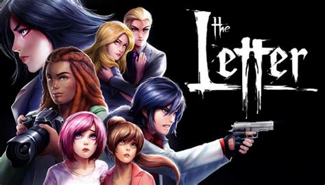 the letter horror visual novel free download pc games