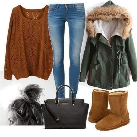 imagenes de outfits otoño invierno moda chicas looks c 243 modos para este invierno