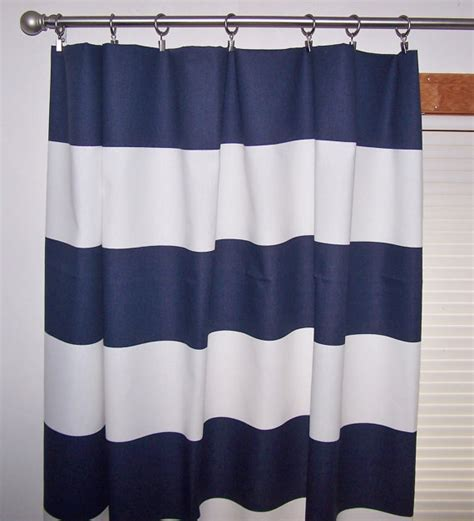 blue and white stripe curtains blue and white extra wide stripe curtains blue curtains